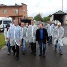 Немецкая делегация: Турийский комбикормовый завод – европейского образца