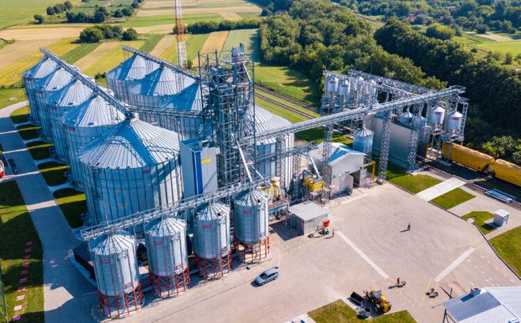 Wołyń jest rolniczy: windy są gotowe do zbiorów i mają coś, co może zaskoczyć swoich klientów